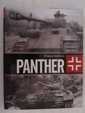Osprey Book: Panther - 256 pages, lots of photographs, Hardcover
