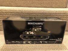 Minichamps 1:35 U.S. M4A3 Sherman, Normandy 1944, 60th Anniv.,No. 350040002