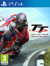 TT Isle of Man: Ride On The Edge (PS4)  NEW AND SEALED - IN STOCK - FREE UK POST