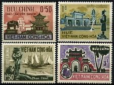 Viêt Nam du Sud 1964 SG#S227-S230 Monuments et Vues MH Set #D65835