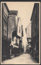 Yorkshire Postcard - York - The Shambles    RS3513