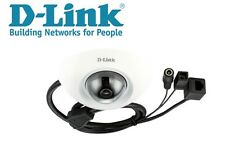 €210+IVA D-LINK DCS-6210 FullHD Outdoor Mini Fixed Dome IP Cam PoE Vandal Proof