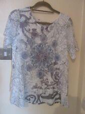 ANNA ROSE collection, Medium, doublé lacecream/Mole orné de sequins top 14