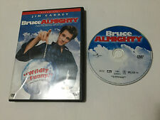 Bruce Almighty (DVD, 2003, Widescreen) Tested