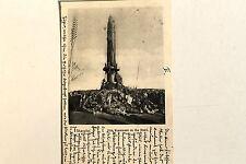 24656 PC Postcard China Shanghai Iltis Monument on the Bond 1902