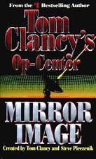 Mirror Image: Op-Center #2 - Tom Clancy paperback GC (combine & save)