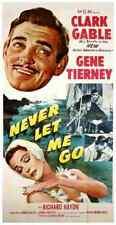 Never Let Me Go 04 Film A3 Poster Print