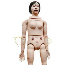 Patient Care Manikin Model Advanced Multifunctional Study Training Mannequin