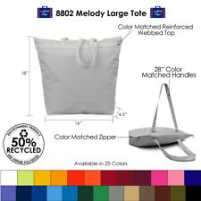 Liberty Bags 8802 Melody Large Tote Closeout Wholesale Full Case 48 CR: $256.00