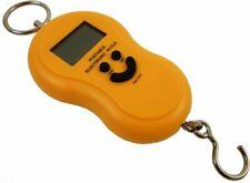 Bilancia Portatile Elettronica Professionale Con Gancio Pesca 40 Kg Per Bagagli