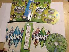 PC MAC DVD-ROM il gioco base di The Sims 3 + Design & High-Tech Roba Espansione Pacchetto