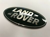 Land Rover Front Bumper Grille Badge | Genuine Land Rover OEM LR053190