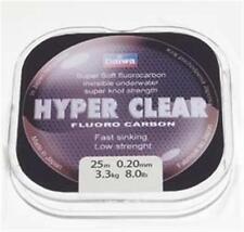 Fluorocarbone Daiwa Hyper Clear 0.235mm 4.840kg 25m