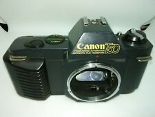 Canon T-50 35mm slr camera body untested parts (d-38)