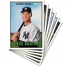 Topps Throwback Thursday TBT 1967 Rookie RC Fence Busters Set Judge Bellinger +