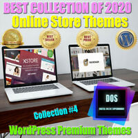 The Best Online Store WordPress Themes in 2020. Collection#4