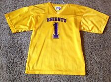 2T, 4T, S, M, L Or  XL (U Choose size) Knights Football Jersey Dress up Costume