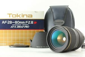 [Exc+5 in Box] Tokina AT-X Pro 28-80mm f/2.8 AF Lens for Nikon From JAPAN #1090