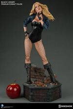 Sideshow DC Comics Black Canary Premium Format Figure Statue MISB In Stock NOW