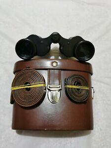 carl zeiss jena silvarem 6x30 binoculars mint condition