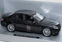 Mercedes Benz C 63 AMG Black, NewRay 71083, scale 1:24, model car gift for him