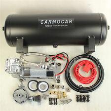 NEW Carmocar Medium Duty Onboard Air System Compressor 12V With 2.5 Gallon Tank