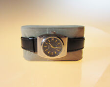 Rare Ladies Pagol Automatic Watch All Stainless Steel Swiss Made