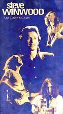 STEVE WINWOOD - THE FINER THINGS NEW CD