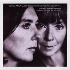 Heartbeats Accelerating by Kate & Anna McGarrigle (CD, May-2004,