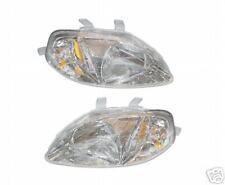 1999 2000 HONDA CIVIC Drivers Passengers Headlamps NR