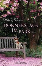 Donnerstags im Park von Hilary Boyd (2011)