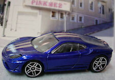 2014 FERRARI 5-pack Design Ex 430 SCUDERIA ∞ Dark Blue ☆New LOOSE Hot Wheels