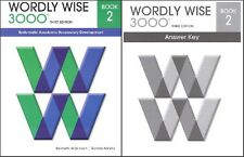 Wordly Wise 3000 Grade 2 SET -- Student and Key NEW  *3rd edition*