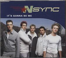 NSYNC - It's gonna be me - JUSTIN TIMBERLAKE CDs SINGLE 2000 NEW NOT SEALED
