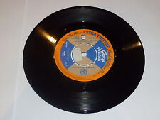 """GEORGE HARRISON - You - 1975 UK 7"""" vinyl single with intact four prong centre"""