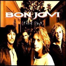 Bon Jovi  These Days (CD, May-2010, Universal Distribution)