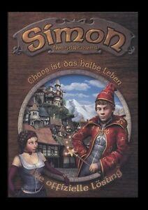 SIMON THE SORCERER - DIE OFFIZIELLE LÖSUNG IN DEUTSCH *
