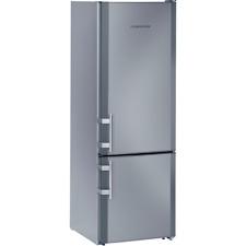 Liebherr CUSL2811 Fridge Freezer Silver