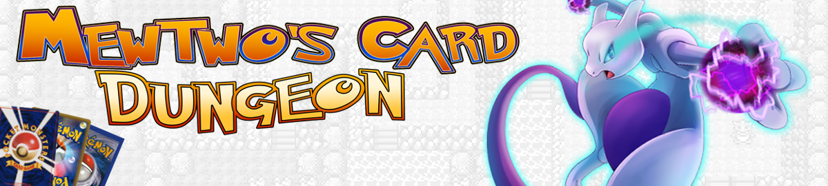 Mewtwo's Card Dungeon