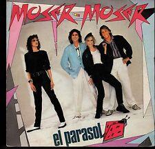 disco 45 GIRI MUSER MUSER EL PARASOL - EL TEMPORAL