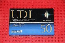 MAXELL UD  I  50    VS. VI          BLANK  CASSETTE  TAPE  (1)  (SEALED )