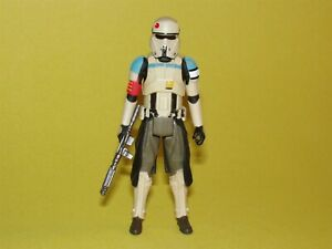 Star Wars Rogue One Scarif Stormtrooper Squad Leader Loose
