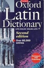 Dictionnaires et encyclopédies latin