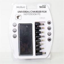 Cargador universal para ordenador portátil de 90W  12V a 24V + USB