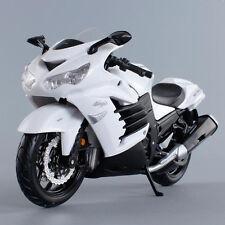 Kawasaki Ninja ZX-14R Racing Moto Diecast Motorcycles 1:12 Scale MAISTO Model