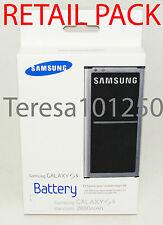GENUINE ORIGINAL SAMSUNG S5 BATTERY SM-G900 GT-I9600 EB-BG900BBC *RETAIL PACKED*