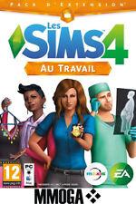 Les Sims 4 Au Travail - Téléchargement PC - EA Origin DLC Addon Code - FR