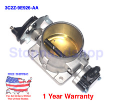 New Fuel Throttle Body Assembly for Ford E150 E250 E350 F-250 F-350 V8 4.6L 5.4L