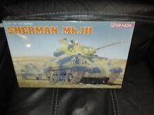 Sherman Mk III 1:35 Dragon Model Kit 6313