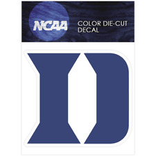 Duke Blue Devils Partial 1978-Present Logo NCAA Die Cut Vinyl Car Decal Bumper